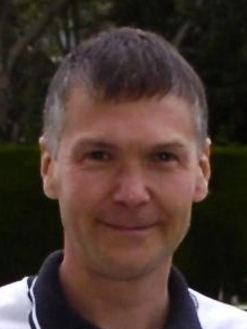 Nigel Birkbeck