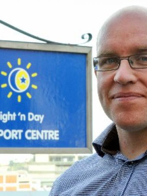 Night 'n Day Foodstore chief executive Tony Allison believes there are  a lot of opportunities...