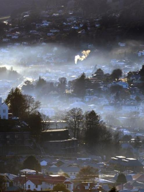 North East Valley. Photo by ODT.