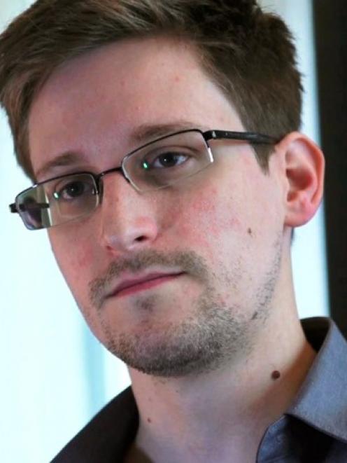 NSA whistleblower Edward Snowden. REUTERS/Glenn Greenwald/Laura Poitras/The Guardian