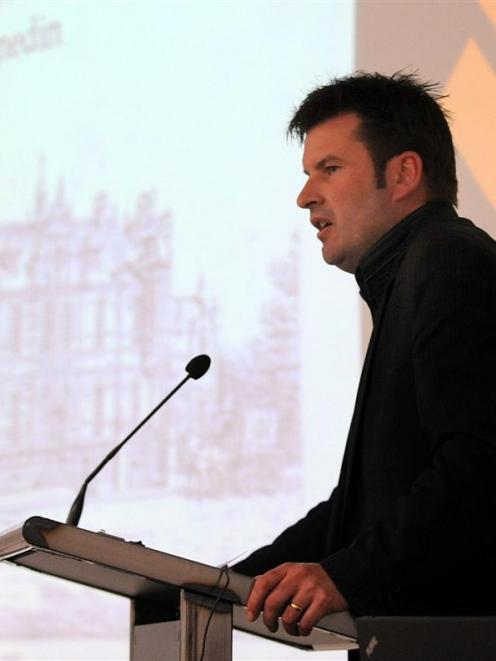 Octa Associates consultant David Booth discusses  possibilities for the future of the old Dunedin...