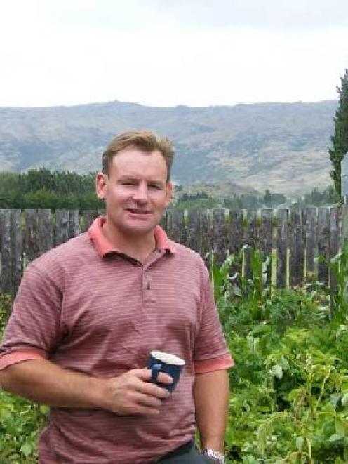 Otago Ballance Farm Environment Awards Supreme Award winner Wayne McIntosh. Photo supplied.