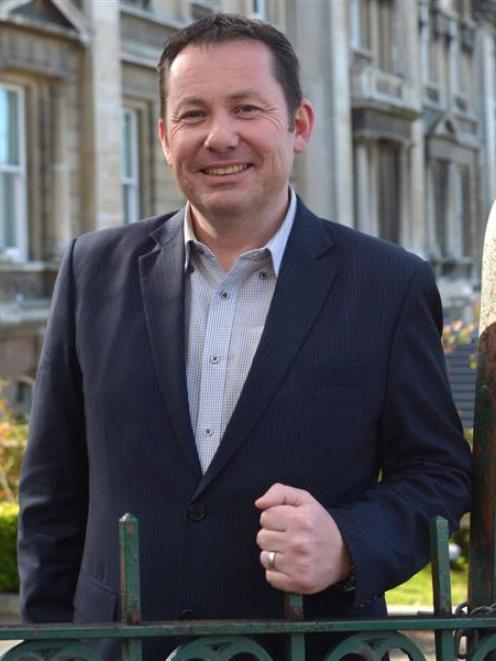 Otago Chamber of Commerce chief executive John Christie is the new Enterprise Dunedin director....
