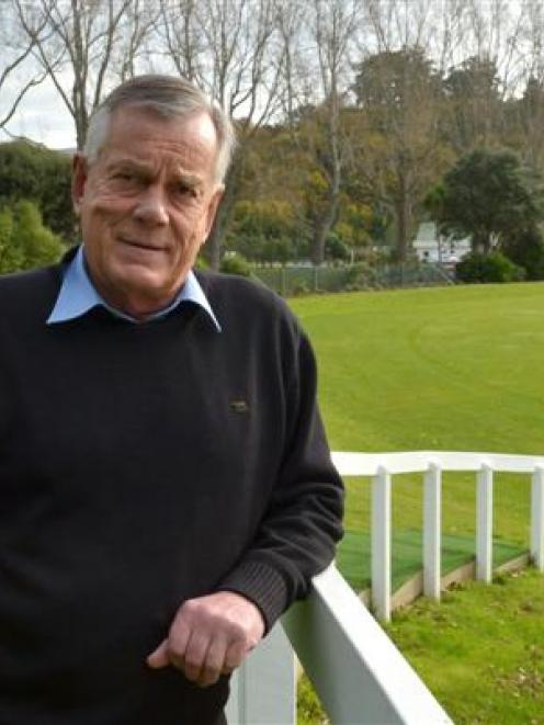 Otago Cricket Association chief executive Ross Dykes is seeking support from the Dunedin City...