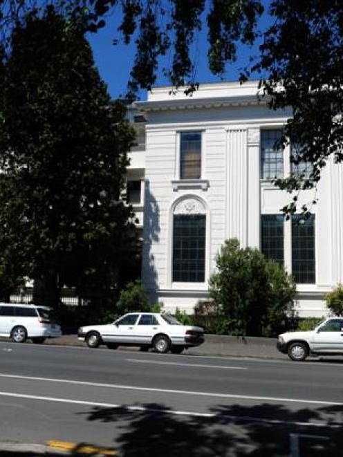 Otago Museum says other institutions get more. Photo by Peter McIntosh.