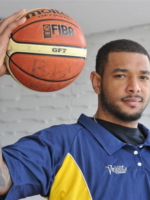 Otago Nuggets forward BJ Anthony hopes to push his national prospects with some strong...