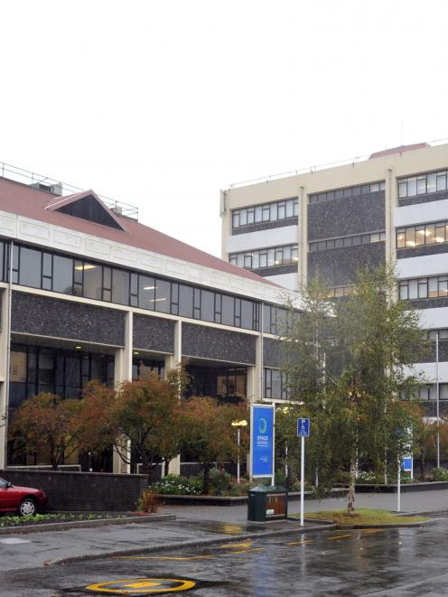 Otago Polytechnic students and staff may be drug-tested under a proposed policy. Photo by Gregor...
