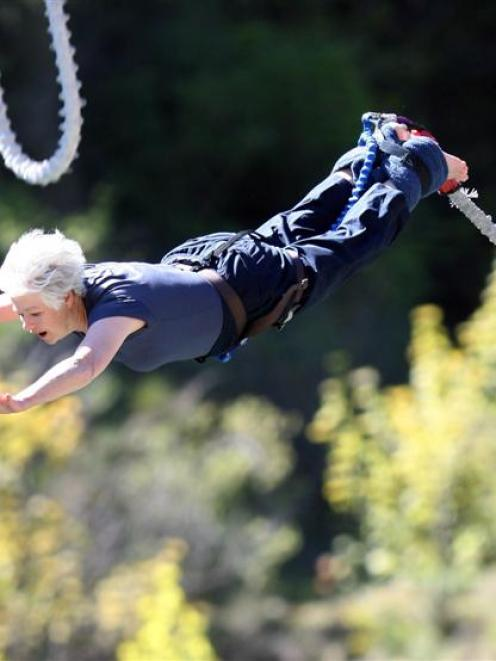 Over-educated? Does New Zealand really need people with diplomas of tourism running bungy jumps....