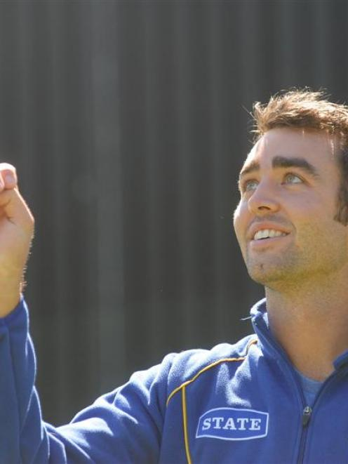 Pace bowler Mat Harvie has recovered from a back injury and hopes to make an impact for Otago in...
