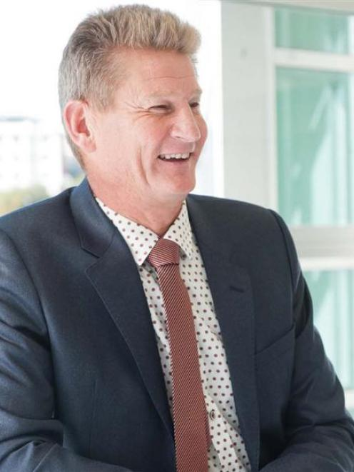 Pacific Edge chief executive David Darling after launching the company's Cxbladder e-commerce...