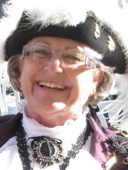 Paddy-Ann Pemberton.