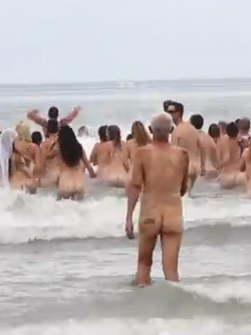 New zealand nude beach