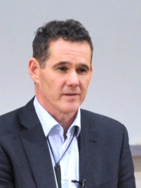 Paul Gibson.