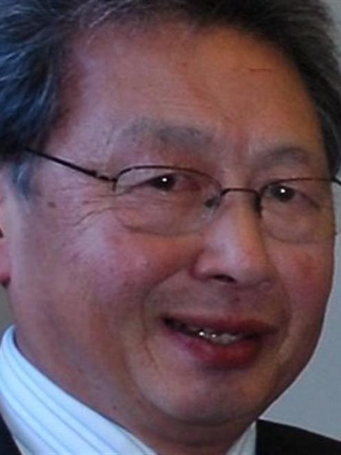 Peter Chin.