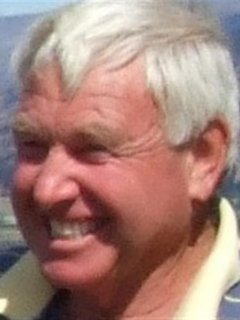 Peter Jolly.