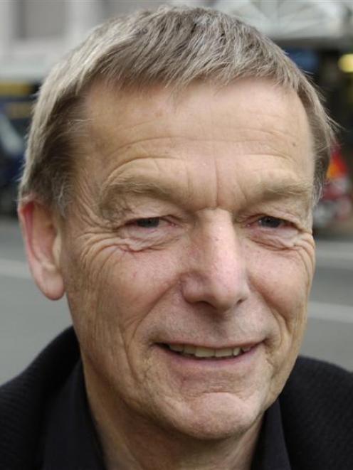 Peter Morton.