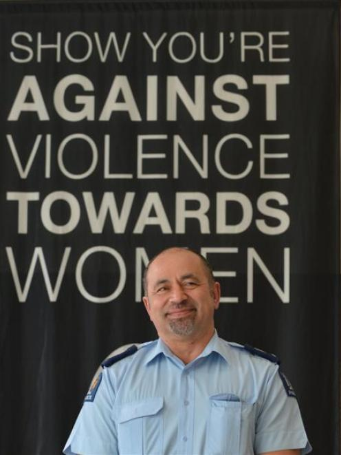 Police Southern District family violence co-ordinator Senior Sergeant Marty Gray, of Dunedin,...