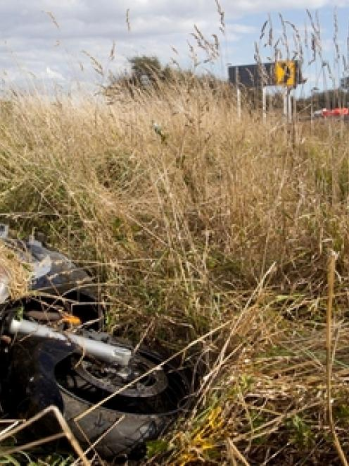 Police were last night still trying to establish the cause of the collision that killed a...