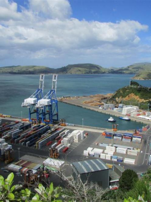 Port Otago's deep-water harbour is an advantage touted by local business leaders attempting to...