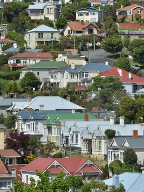 Pressures in the housing market are easing, the Reserve Bank says. Photo ODT