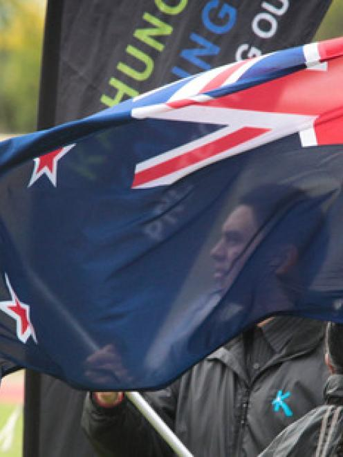 Prime Minister John Key last week outlined plans for a referendum on a new national flag.