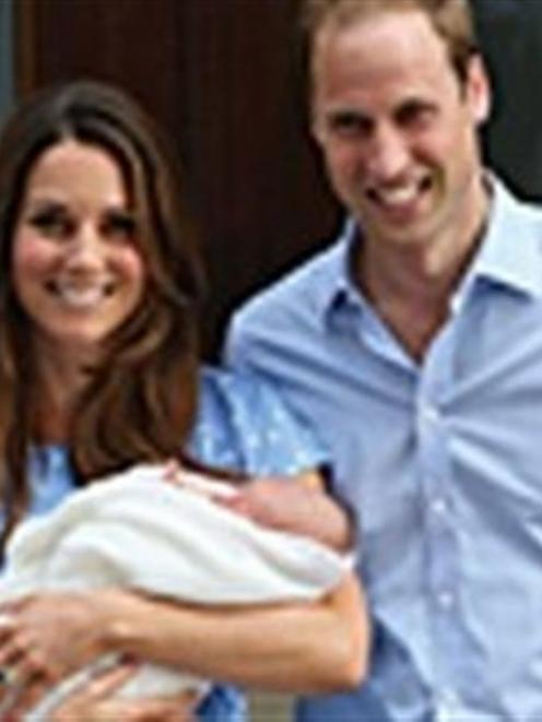 Prince  William,  Kate and their son Prince George are coming to New Zealand for 10 days next...