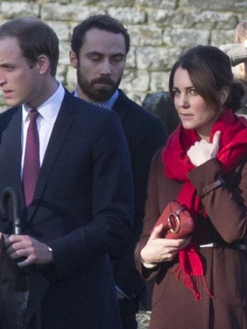 Prince William and Catherine, Duchess of Cambridge, are in line to receive the heritage-listed...