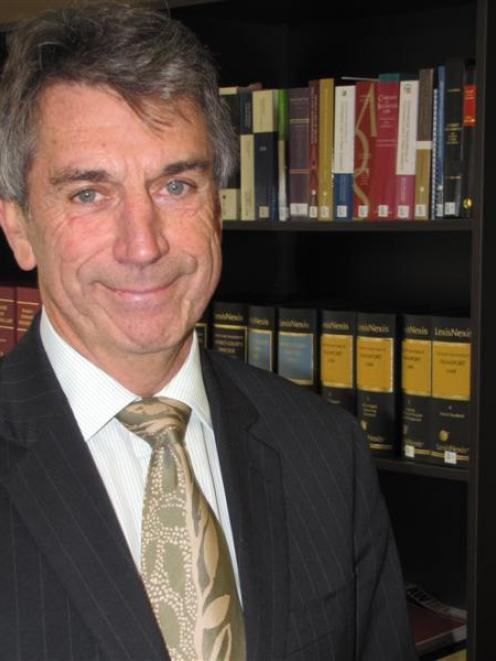 Principal Family Court Judge Peter Boshier says  domestic violence cases should focus on...