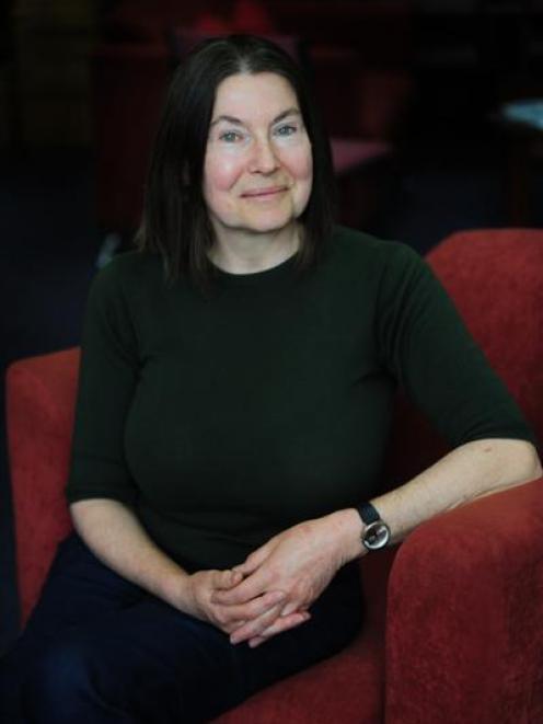 Prof Marian Simms.