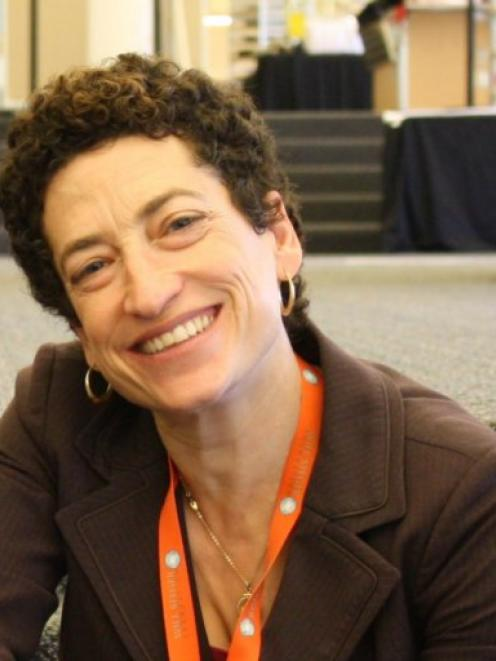 Prof Naomi Oreskes is speaking at the ScienceTeller Festival next weekend. Photo supplied.