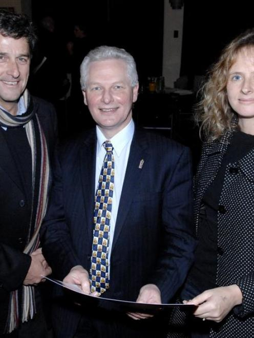 Prof Rob Walker (left), from the Department of Medical and Surgical Sciences, and Dr Elizabeth...