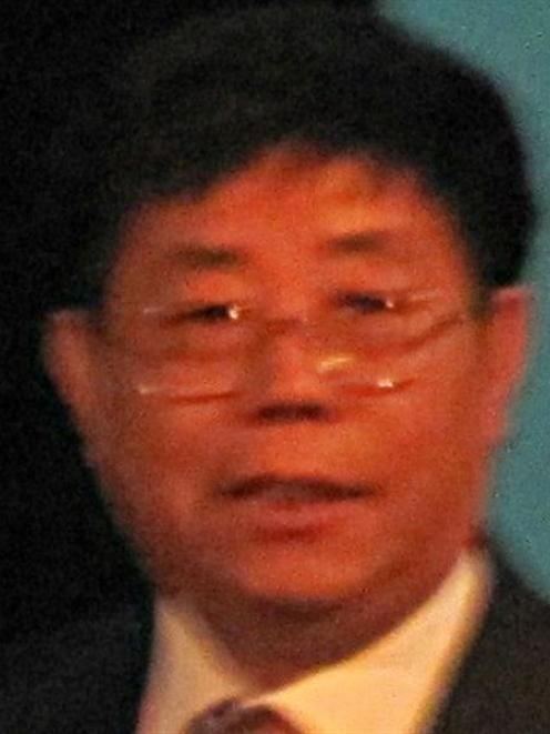 Professor Fuhe Yang.