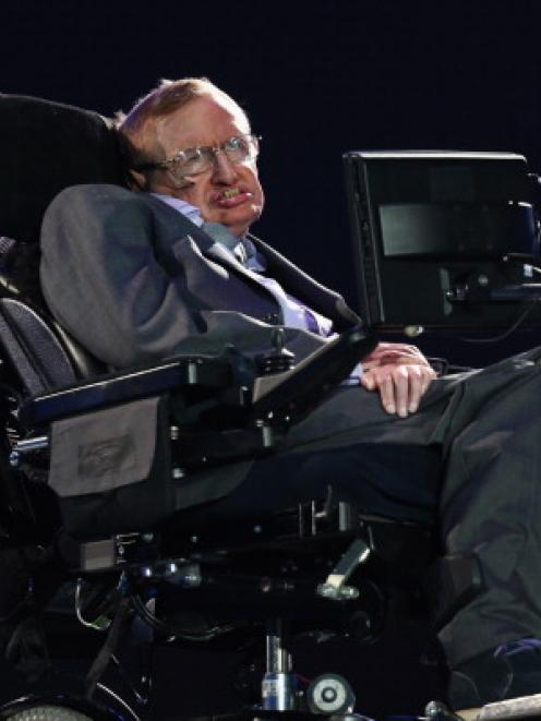 Professor Stephen Hawking. Photo by Dan Kitwood/Getty Images)