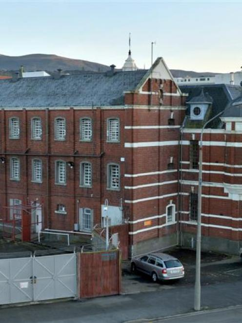 Public tours will be held at the Dunedin Prison next month.