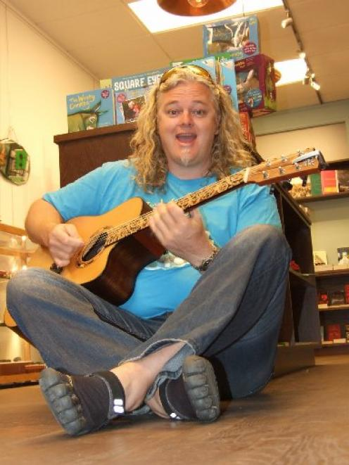 Queenstown-based musician and writer Craig Smith will perform in the Glastonbury music festival's...
