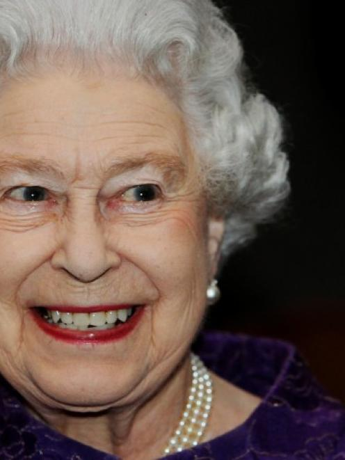 Queen Elizabeth's 2012 Christmas message will be available to viewers in 3D. Photo Reuters