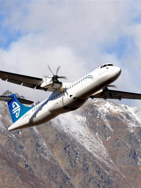 Queenstown Airport's passenger numbers for December continued on from a similarly impressive...