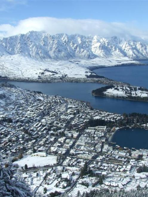 Welcome Snowfall Makes Mark Otago Daily Times Online News