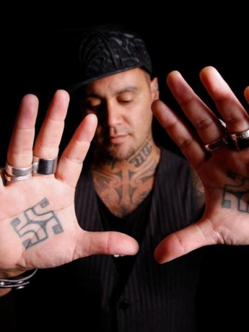 Queenstown favourite Tiki Taane says he is looking forward to performing at the 2013 Shotover...