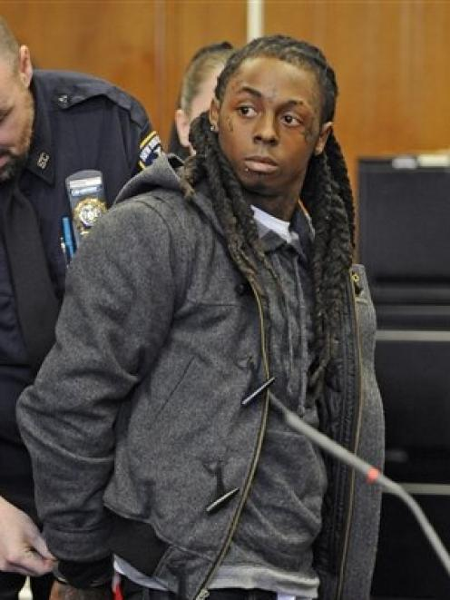 Lil Wayne Released From Jail Otago Daily Times Online News