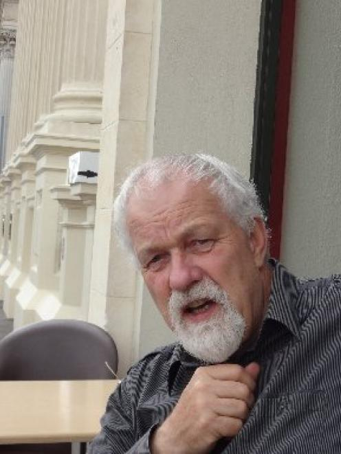 Retiring Forrester Gallery director Warwick Smith says the Oamaru gallery has always ''punched...