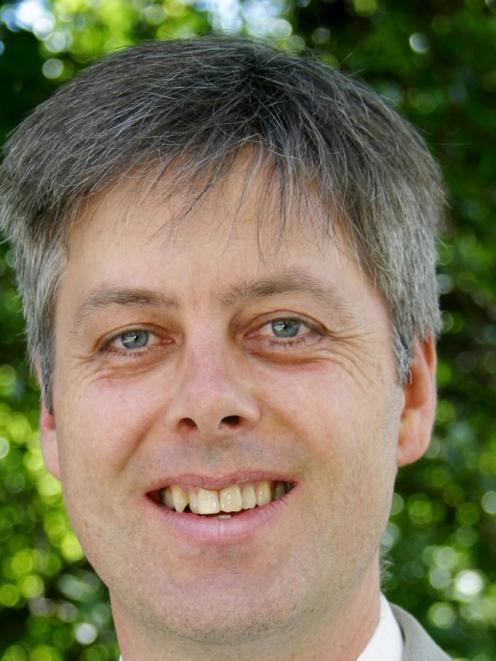 Richard Blaikie