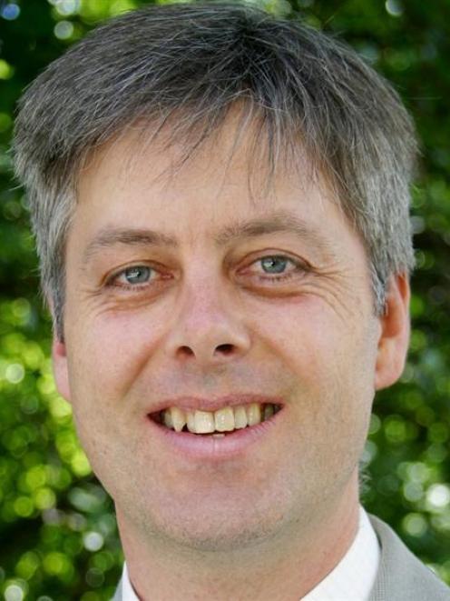 Richard Blaikie.