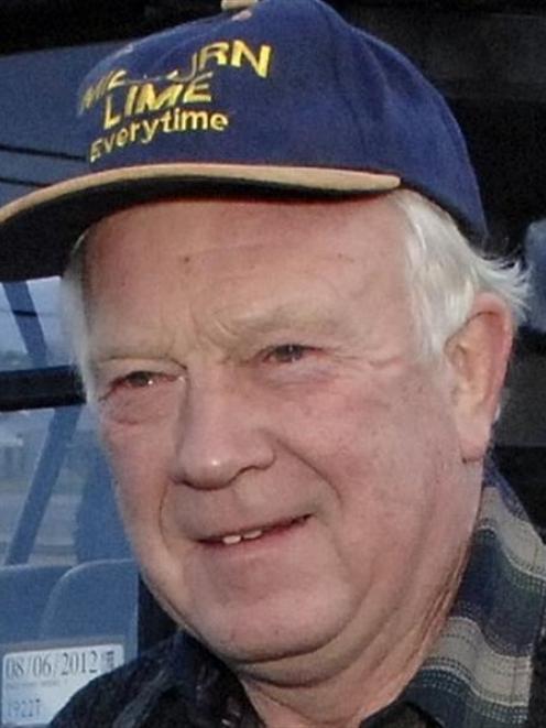Roger Mahan