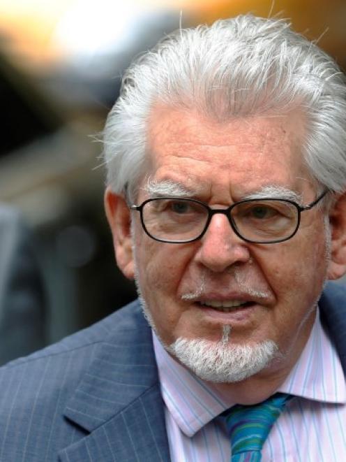 Rolf Harris. Photo Reuters