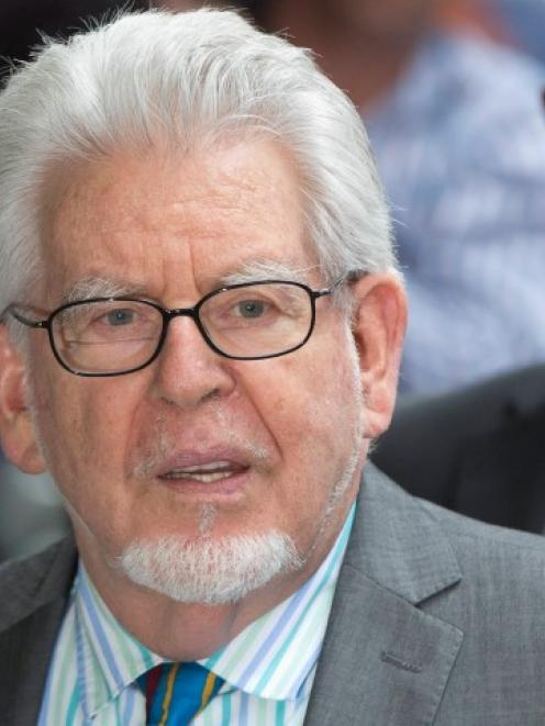 Rolf Harris. Photo Reuters