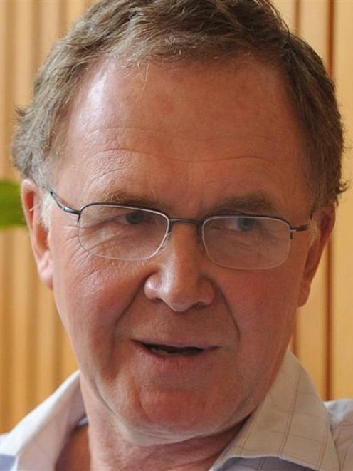 Ron Paterson