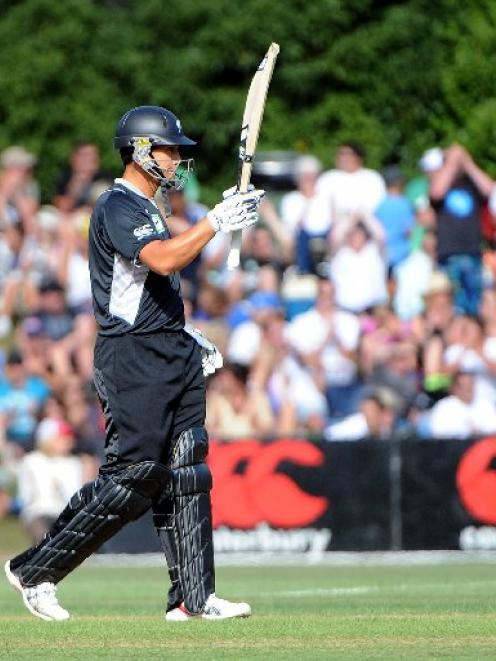 99b897dcaea Cricket  Black Caps wrap up series with ease