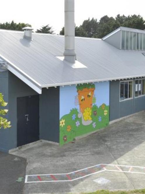 Rotary Park School. Photo by Gerard O'Brien.