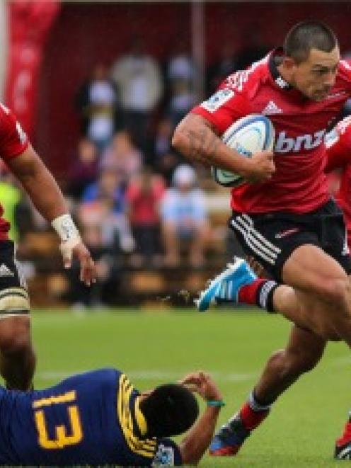 Rugby players suffer levels of trauma during a game similar to that experienced in a car crash.
